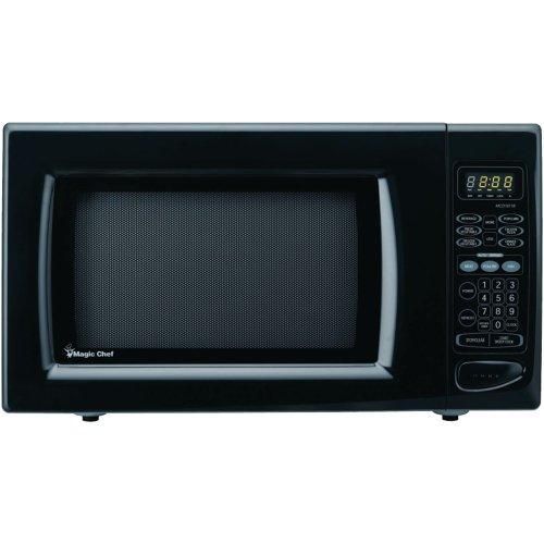 1 - 1.6 Cubic-Ft, 1,100-Watt Microwave With Digital Touch (Black), 1.6 Cu Ft Capacity, 1,100W, Mcd1611B
