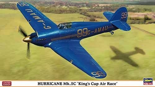 Hasegawa 1:48 Hurricane Mk.IIC 'King's Cup Air Race'