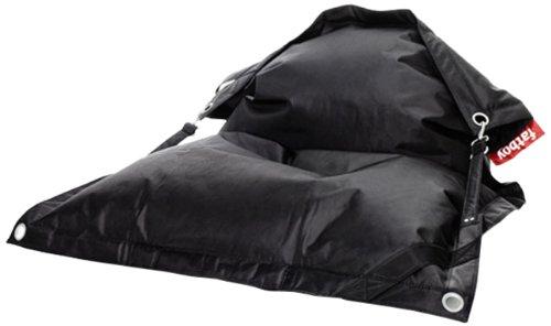 Fatboy 9000600 Outdoor, Farbe schwarz (black) 140 x 190 cm günstig online kaufen