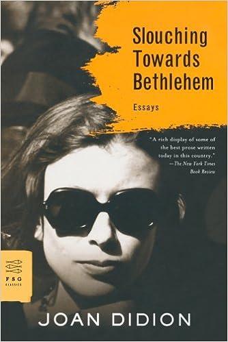Joan Didion on Keeping a Notebook | Brain Pickings