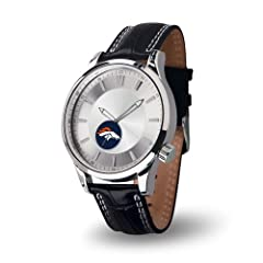 Brand New Denver Broncos NFL Icon Series Mens Watch by Things for You