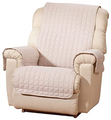 Innovative Textile Solutions Microfiber Wing Recliner Protector