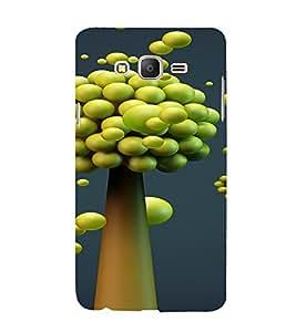 PrintVisa Modern Art Design 3D Hard Polycarbonate Designer Back Case Cover for Samsung Galaxy On 7