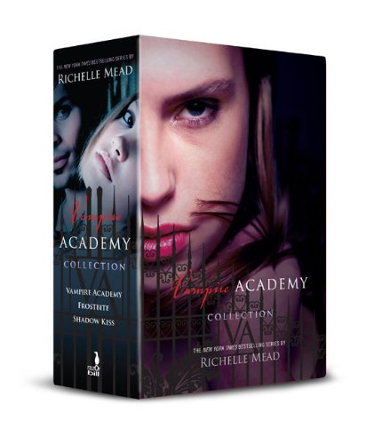 Cover of Vampire Academy Box Set (3 Books)