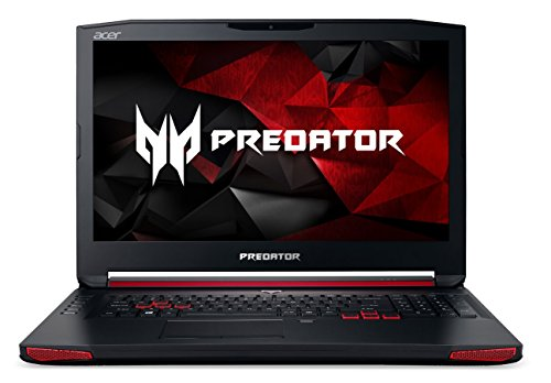 Acer Predator 17 G9-791-735A 17.3-inch Full HD Gaming Notebook (Windows 10)