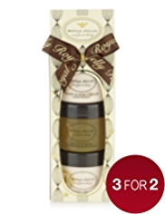 Royal Jelly 3 Jar Stack Gift Set