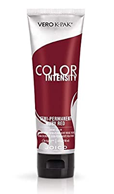 Best Cheap Deal for Joico Intensity Semi-Permanent Hair Color, Ruby Red, 4 Ounce by The Regatta Group DBA Beauty Depot - Free 2 Day Shipping Available