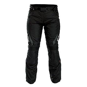 Nouveau RST Brooklyn 1478 Textile moto Jean noir