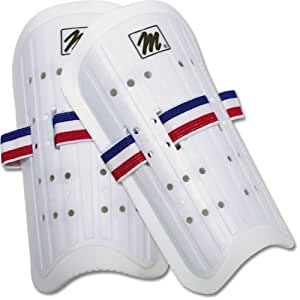 MacGregor Youth Plastic Shin Guards (One Pair)