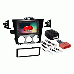 See OttoNavi MZ0408R8-ADK1ANDK DVD/CD Bluetooth GPS Android Navigation Radio with Dash Kit Details