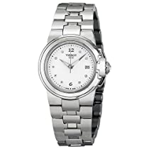 Tissot T-Sport White Dial Diamond Markers Ladies Watch T0802101101600