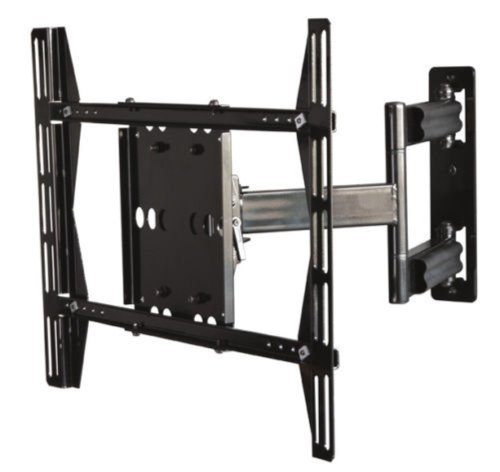 Articulating Single Arm Wall Mount For Samsung Un55H6400, Un55H7150 Led Tv