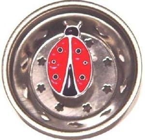 Amazon Com Ladybug Bug Kitchen Sink Strainer Drain Plug