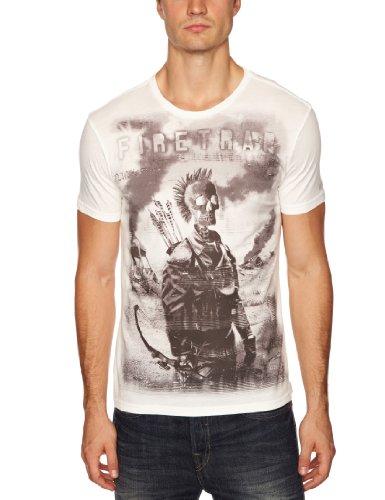 Firetrap Warrior Printed Men's T-Shirt