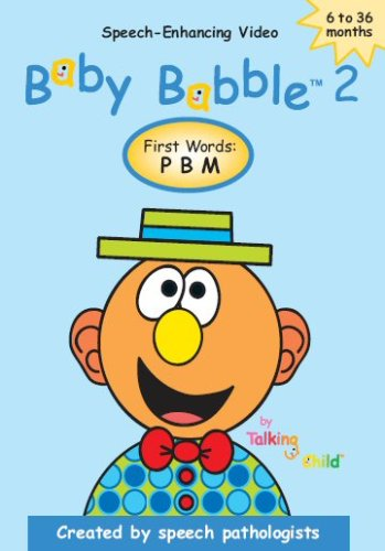 Baby Babble 2 - First Words: P B MBaby Babble 2 - First Words: P B M