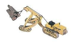 HO Tractor w/Logging Cruiser
