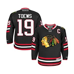 Jonathan Toews Chicago Blackhawks YOUTH Premier 2014 Stadium Series Jersey by Reebok by Reebok