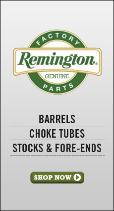 REMINGTON GUN PARTS