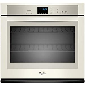 Whirlpool ® 4.3 cu. ft. Single Wall Oven with SteamClean Option