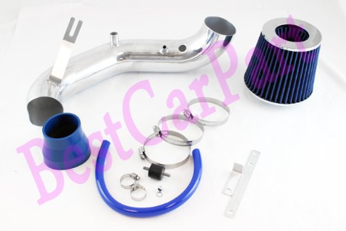 02 03 04 05 06 Acura RSX Base Model/none Type S Short Ram Air Intake + Filter Blue ( Included Air Filter) #Sr-ac006b (Rsx Type S Intake compare prices)