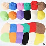 15kg Multi Color Crystel Sand For Garden Decor Plant Home Decor Backyard Patio Pathway Indoor And Outdoor Gravel Soil Stone Pebbles Chips Decoration Fish Tank Substrate