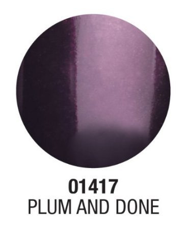 "Harmony Gelish U V Gel ""Plum And Done #01417"""