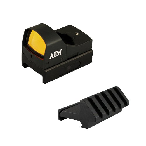 Tactical Micro Dot Sight + Offset Rail Mount