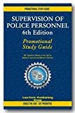 img - for Supervision of Police Personnel Study Guide, 6th Edition by Nathan Iannone (2001-03-04) book / textbook / text book