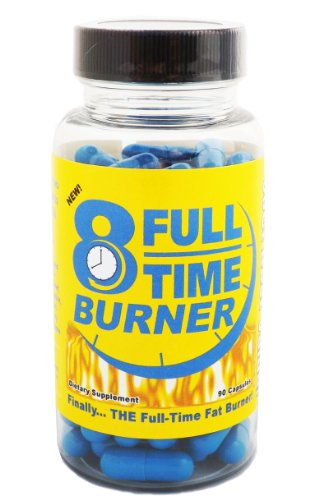 Full-Time Fat Burner - Get The Best Natural Fat Burning Supplement for ...