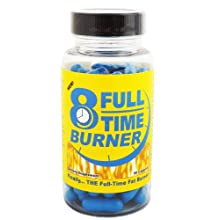 Full-Time Fat Burner – Get The Best Natural Fat Burning Supplement for Both Men and Women – Lose Weight With Weight Loss Diet Pills That Work Fast