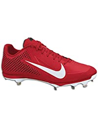 Nike Vapor Elite BB Baseball Metal (size 13) Red