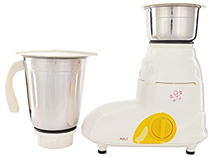 Neeti NM504 350W 2 Jars Mixer Grinder