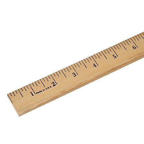 eta-hand2mind-wood-double-sided-yardstick-meterstick-set-of-10