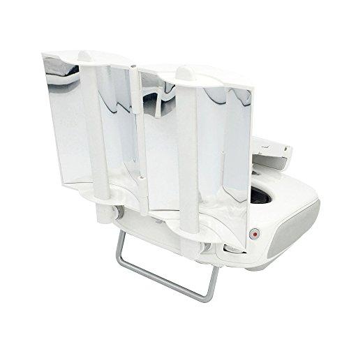 Anbee-Faltbare-Spiegel-Aluminium-Antennen-Signal-Verstrker-Booster-fr-DJI-Phantom-3-Phantom-4-und-Inspire-1-Drohne