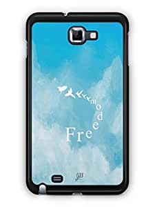 YuBingo Freedom Designer Mobile Case Back Cover for Samsung Galaxy Note