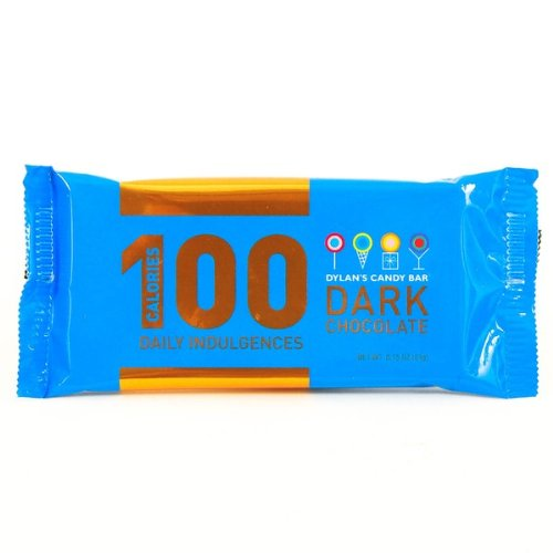 Dylan's Candy Bar 100 Calories Dark Bar