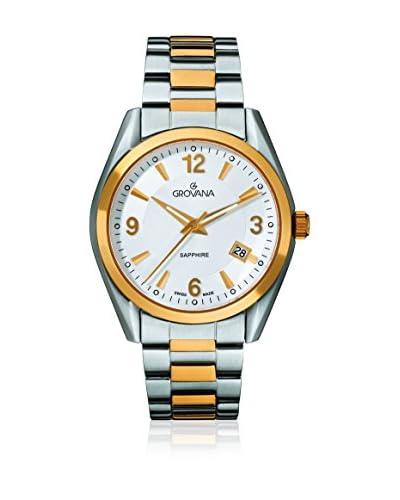 Grovana Reloj de cuarzo  Plata 41 millimeters