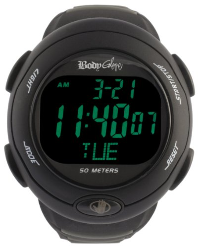Men's Body Glove Kurv Digital Chronograph Watch