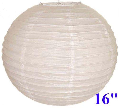 White Chinese/Japanese Paper Lantern/Lamp 16