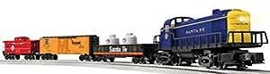 Lionel 7-11678 O Gauge Santa Fe Scout