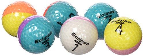 Nitro Golfbälle Blaster (6 Pack),