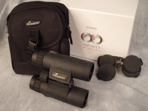 Promaster 7X32 Inifinity Binoculars With Black Case
