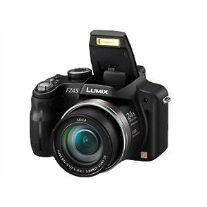 Panasonic - Lumix - DMC-FZ45 - Appareil Photo Bridge Numérique - 14 Mpix - Noir