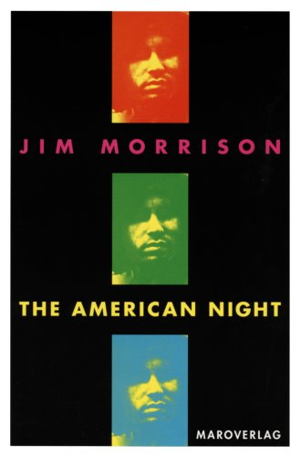 wilderness the lost writings of jim morrison pdf