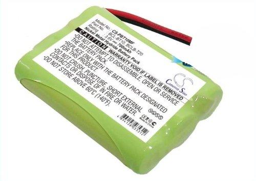 CS Akku 700mAh 3.6 V ersetzt Brother BCL-BT10, BCL-BT20, LT0197001, / Mobilteil BCL-BT10, BCL-BT20 / passend für Brother IntelliFax-1960c, IntelliFax-2580c, BCL-D10, BCL-D20, FAX-1960C, MFC-2580c, MFC-845cw, MFC-885cw, BCL-D70, / Mobilteil BCL-D20