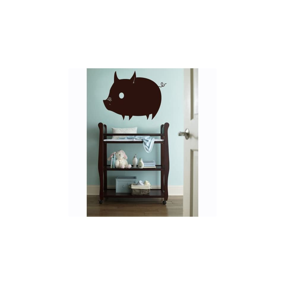 Stickerbrand Vinyl Wall Art Decal Sticker Pig Piglet Piggy Decoration #166