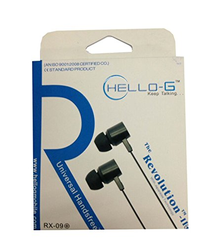 Hello-G-RX-09+-In-Ear-Headset