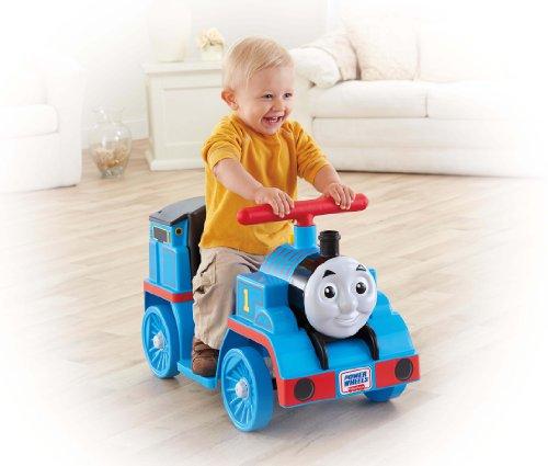 Power Wheels Thomas the Train Thomas with Track [Amazon Exclusive]