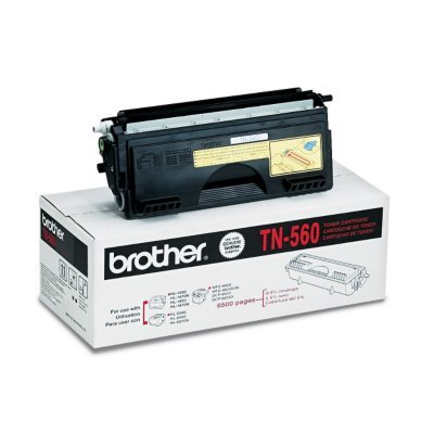 Brother TN 550/560/580 Series Toner Cartridge, Black,6,500 (Brother 6500 compare prices)