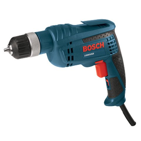 "Bosch 3/8"" Variable Speed Electric Drill (Keyless Chuck)"